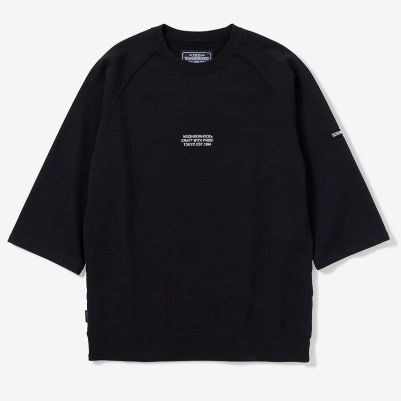 neighborhood_neighborhood_ネイバーフッド_2020ss_dry_c_crew_3q_201fpnh_csm05