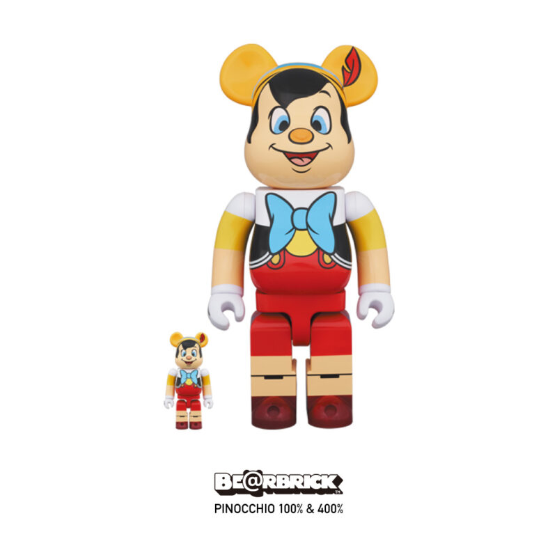 bearbrick,PINOCCHIO,ピノキオ,ベアブリック